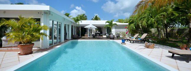 SPECIAL OFFER: St. Martin Villa 61 Surrounded By Lush Tropical Gardens, Offers A Secluded Hideaway For Nature Lovers. - Image 1 - Baie Rouge - rentals