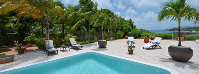 Villa Turquoise SPECIAL OFFER: St. Martin Villa 414 Surrounded By Lush Tropical Gardens, Offers A Secluded Hideaway For Nature L - Baie Rouge vacation rentals