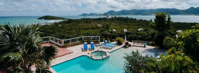 SPECIAL OFFER: St. Martin Villa 394 A Charming And Very Private Villa Located In The Exclusive Terres Basses Area On The French  - Saint Martin-Sint Maarten vacation rentals