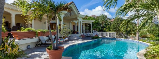 SPECIAL OFFER: St. Martin Villa 112 A Spectacular Villa Located In The Gated Orient Bay Village, Within Walking Distance Of The Famous Orient Beach. - Image 1 - Orient Bay - rentals