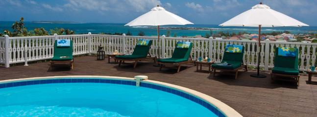 Villa Mango SPECIAL OFFER: St. Martin Villa 399 Conveniently Located In The Gated Residential Area Of Orient Bay, And Only A Sho - Orient Bay vacation rentals