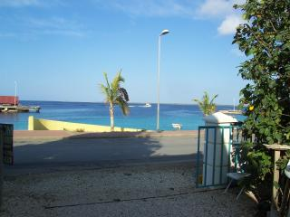 OCEANFRONT CUTE HOME IN TOWN. 10% DIVING DISCOUNT - Kralendijk vacation rentals