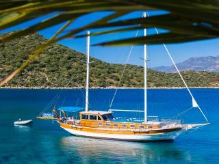 Gulet Rental in Kas-Kalkan and Kekova - Kas vacation rentals