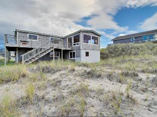 Beautiful, dog-friendly, oceanfront home w/ views of Haystack Rock - Pacific City vacation rentals