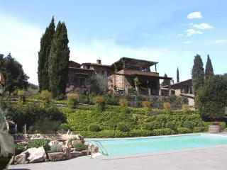 8 bedroom Villa with Internet Access in Castelnuovo Berardenga - Castelnuovo Berardenga vacation rentals