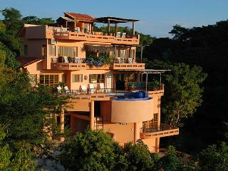 Casa Agave  5BR sleeps 10+ Huge ocean & town views - Sayulita vacation rentals