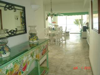 Condo  beach front in Acapulco Mexico--  Rents- day-, week or month - Acapulco vacation rentals