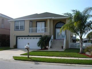 Waterfront Dream, Pool, Dock, Private Beach, Wifi - New Port Richey vacation rentals
