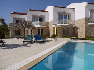 Luxury villa with pool, sea and mountain views - Crete vacation rentals