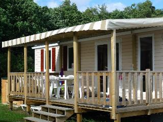 Le Champ de Pavot - 3 bedroom mobile home brand new for 2017 - Litteau vacation rentals