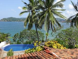 Romantic Villa on Zihuatanejo Bay *Seasonal Rates - Ixtapa/Zihuatanejo vacation rentals