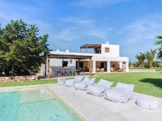 Modern Villa Colodar with Pool, Terrace, Mountain & Sea Views - 100 m to Beach! - Ibiza vacation rentals