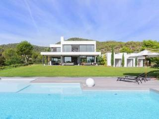 Ultra-Modern Villa Caleta with Pool, Terrace & Sea View - 5 min to Beach! - Es Vive vacation rentals