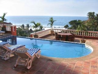 Villa en El Paraiso Ocean View Villa - Nayarit vacation rentals