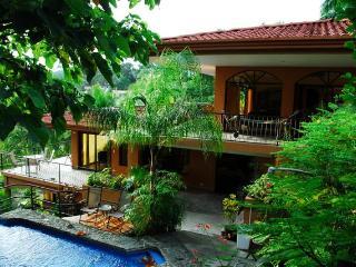 CasaTolteca -Your Private Luxury Estate Near Beach - Manuel Antonio National Park vacation rentals