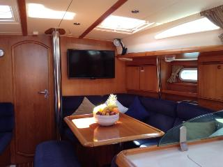 Perfect Yacht with Internet Access and Kettle - La Linea vacation rentals