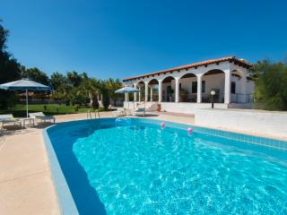 Villa Mina with pool, 100m from sea. 5 people - Rhodes vacation rentals