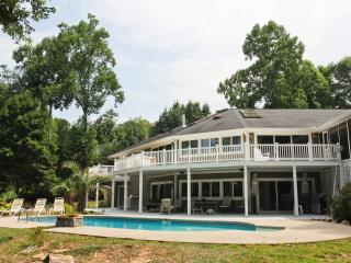 Lightning Bug Haven on Lake Hartwell with Saltwater Pool! - Clemson vacation rentals
