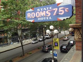 State Hotel Loft Studio One - 790 SqFt - Seattle vacation rentals