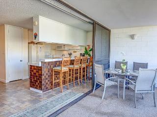 Beautiful Ground Floor Condo Across from Kamaole Beach Park III - Kihei vacation rentals