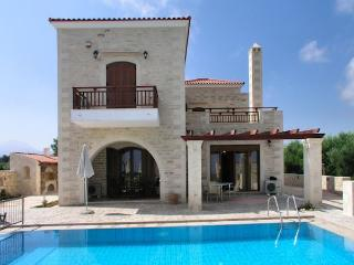 4 bedroom stone built villa in Rethymno - Crete - Rethymnon vacation rentals