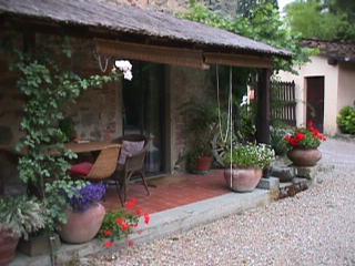 Molino le Gualchiere - Apt Stanzina 2 bedrooms - Loro Ciuffenna vacation rentals
