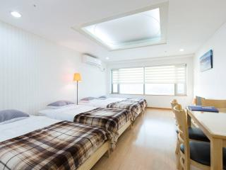 APT at Hongdae, Free portable Wi-Fi router(egg), Best for friends/family up to 4 guests - Seoul vacation rentals