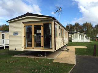 3 bed caravan at award winning Haggerston Castle - Beal vacation rentals