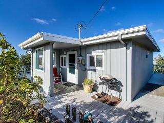 Dog-friendly cottage w/ wraparound deck & ocean views! Close to beach and town! - Lincoln City vacation rentals