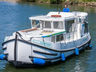 4 bedroom Houseboat with Deck in Joigny - Joigny vacation rentals