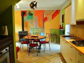 House with small garden - Moretta vacation rentals