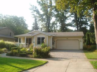 Award winning landscape, pool, 4 season upscale - Saugatuck vacation rentals