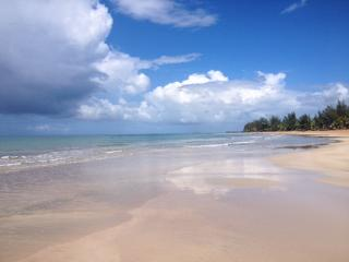 True Beachfront, Corner Ground Level Condo adjacent to Wyndham Rio Mar Resort! - Rio Grande vacation rentals
