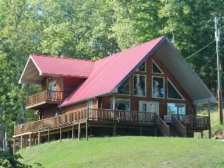 Yatesville Lake Premium Vacation Cabin Rental - Kentucky vacation rentals