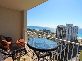 Ariel Dunes I 1605-AVAIL8/13-8/20 $1204-RealJOY Fun Pass*FREETripIns4NEWFallBkgs*GulfViews - Miramar Beach vacation rentals