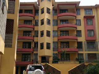 3 bedroom fully furnished/serviced apartment. - Nairobi vacation rentals