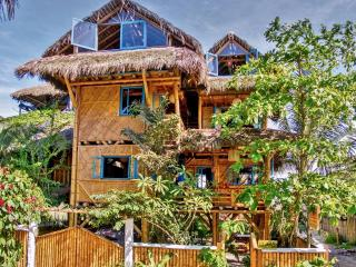 Tropical Bamboo Beach Home in Paradise - Mompiche vacation rentals