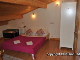 Apartment 4, spacious loft apartment, FREE wifi,TV - Les Carroz-d'Araches vacation rentals