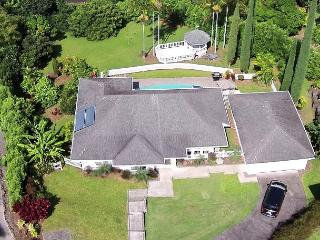 Charming 3 bedroom home with separate guest quarters - Kailua-Kona vacation rentals