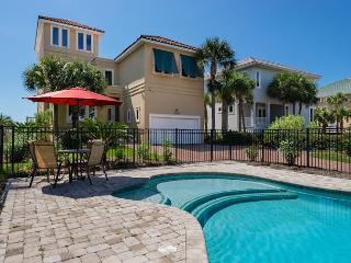 Serenity Shores Gulf Front Home Free Beach Chairs, Golf, & Parasailing! - Destin vacation rentals