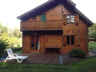3 bedroom Chalet with Deck in Le Lude - Le Lude vacation rentals
