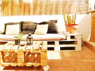 south oriented terrace_village of El Cotillo - El Cotillo vacation rentals