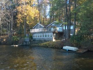 Serene Home ON LAKE, Glen Spey, Sullivan County - Narrowsburg vacation rentals