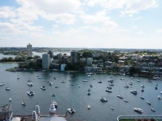 2 bedroom luxury apartment with waterviews - Milsons Point vacation rentals