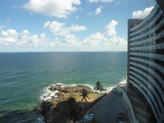 LUXURIOUS BEACH 2 BEDROOM APARTMENT ONDINA W/ VIEW - State of Bahia vacation rentals