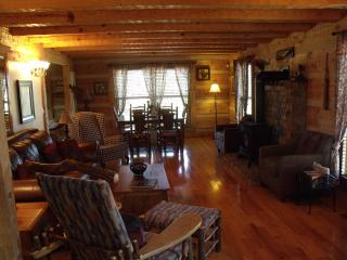 Peavine Lodge - Views with 36 Private Acres! - Trion vacation rentals