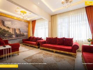 Luxurious 119 sqm 3+1 flat in central Istanbul - Aksaray vacation rentals