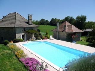 Gîte de caractère avec piscine privée dans le Lot - Comiac vacation rentals