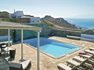 Elegant Villa with amazing sea view- private pool - Mykonos vacation rentals