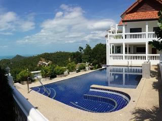 Baan Kao, 2 Bedr. Sea View Apartment/Private Pool - Mae Nam vacation rentals